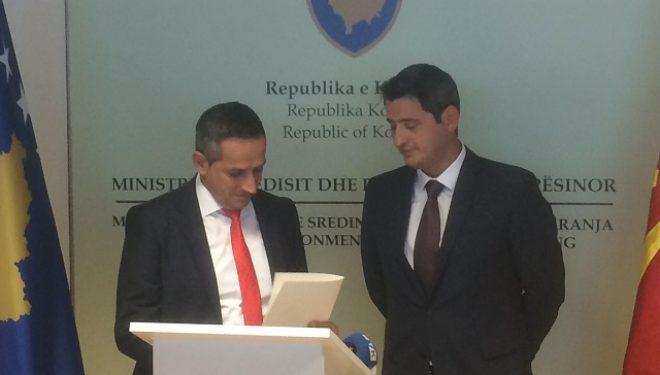 Kosova dhe Maqedonia synojnë thellimin e bashkëpunimit në fushën e mjedisit