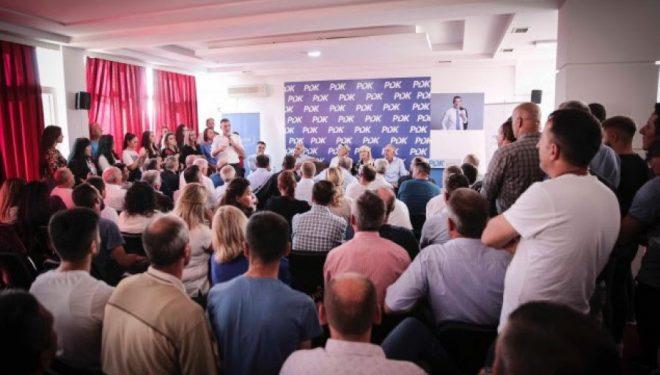 PDK-ja thotë se ia ka marrë më shumë se 30 anëtarë LDK-së në Vushtrri