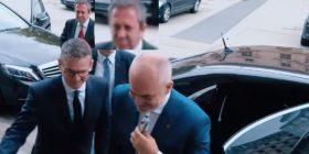 Rama nxjerr jashtë nga takimi me Merkel, ambasadorin Shqiptar