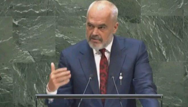 Rama në OKB: E dashur Serbi, Kosova është e pavarur