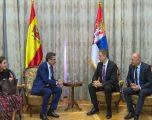 Gjuriq: Spanja e kupton se mbështetja e Prishtinës është precedent i rrezikshëm