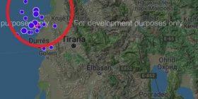 Toka vazhdon të dridhet/ Tërmete deri në 3 të shkallës Rihter