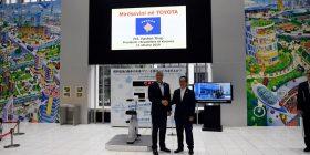 Thaçi kërkon nga Toyota të investojë në Kosovë (VIDEO)