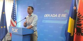 Veseli nga Ferizaji: PDK-ja është e vetmja që prioritet e ka luftimin e korrupsionit dhe nepotizmit