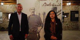 Osmani: Në kullën e Isa Boletinit u dëgjua zëri i paprekshëmërisë së kufijve