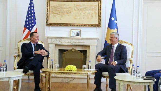 Grenell shpreson se Kosova dhe Serbia do të takohen së shpejti