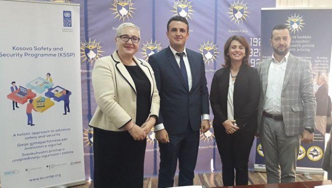 UNDP i dhuron Policisë së Kosovës softuer për të përmirësuar sigurinë kibernetike