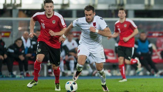 Moldavi-Shqipëri mbyllet 0-4 për kuqezinjtë