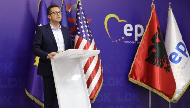 Ministri i LDK-së komenton deklaratën e djalit të presidentit Trump: Ato 650 trupa amerikane janë në shtëpi, në Kosovë