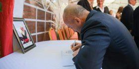 Haradinaj: Baca Limon gjithë jetën ishte i përkushtuar në përpjekje për lirinë e Kosovës