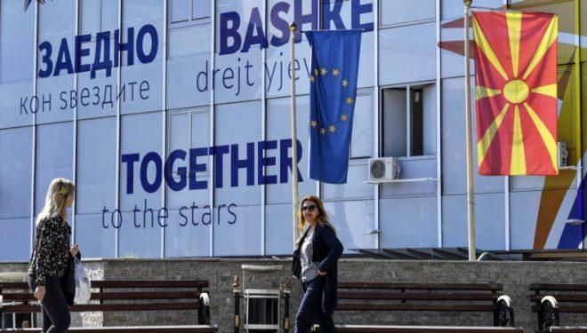 Ideja për partneritet special me BE-në nxit debat në Maqedoninë e Veriut