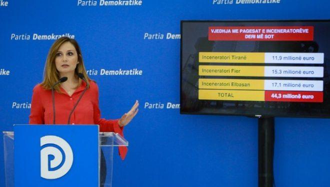 Akuza e Tabakut: Qeveria e Ramës ka fshehur 296 mln eurot e inceneratorit të Tiranës