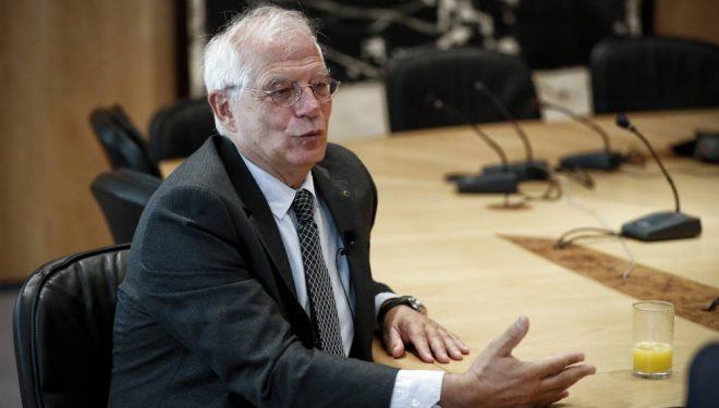 Josep Borrell: Nuk jam kundër ndryshimit të kufijve të Kosovës
