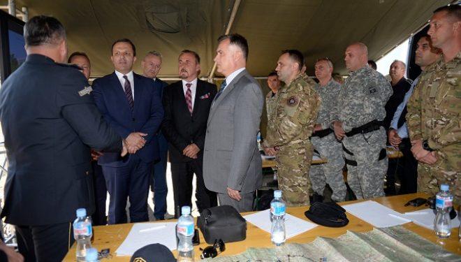 Themelohet Task-Forca e përbashkët në mes të  Kosovës dhe së Maqedonisë së Veriut