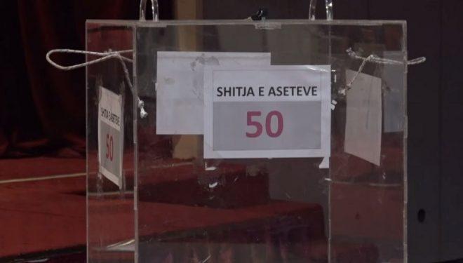 Ceremonia e hapjes së ofertave të shitjeve përmes likuidimit nr. 50 (Live)