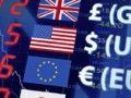 Ndryshim i lehtë euros dhe dollarit në këmbimin me lekun