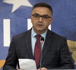 Zëvendëskryeministri i parë flet pas marrjes së pozitës