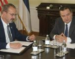 Ambasadori amerikan në takim me Daçiqin, flasin për Kosovën