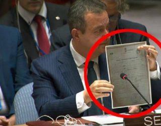 """Daçiq publikon çertifikatën e lindjes së Vlora Çitakut: """"Ti ende je qytetare e Serbisë"""""""