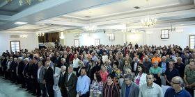 Mijëra rugovistë në Dardani, vuloset fitorja e madhe e Vjosës ekipit të uniteti të LDK