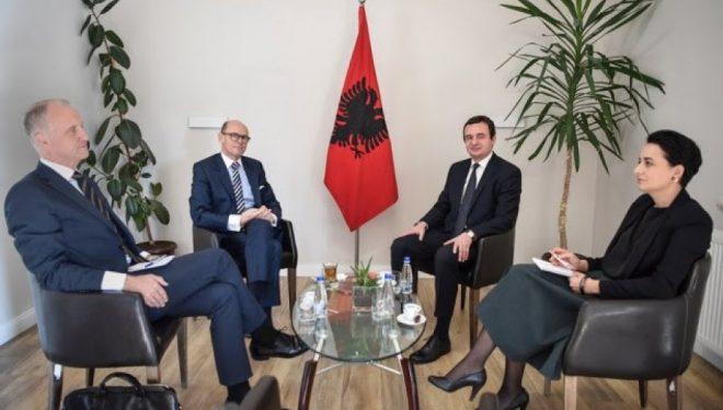 Kurti takohet me diplomatët norvegjezë, diskutojnë edhe për dialogun me Serbinë