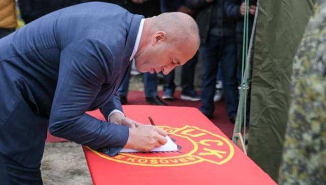 Deklarata për bashkim kombëtar, Haradinajt i vie një reagim nga Qeveria e Serbisë