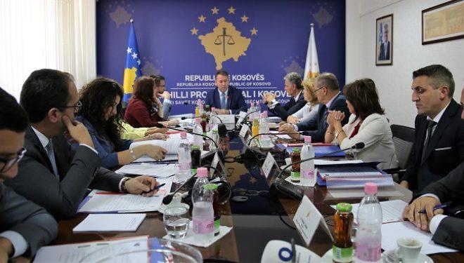 KPK miraton politikat e trajnimeve për prokurorë dhe stafin administrativ për vitin 2020