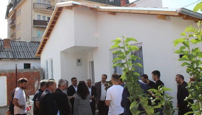 Gjilani me Jetimat e Ballkanit inaugurojnë 20 shtëpi për familjet në nevojë