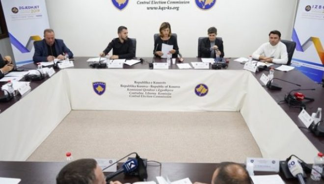 Sekretariati i KQZ-së: Obligohemi që të veprojmë sipas ligjit, jo sipas tekeve të partive