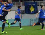 Florent Hasani shënon golin e parë kundër Gjibraltarit