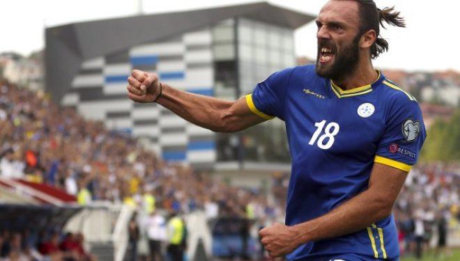 Muriqi në mesin e pesë lojtarëve më të shtrenjtë të Superligës së Turqisë
