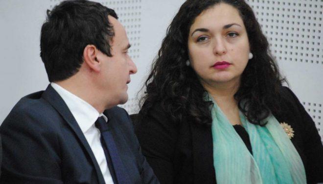 VV-ja dhe LDK-ja bëjnë hapin parë drejt arritjes së koalicionit