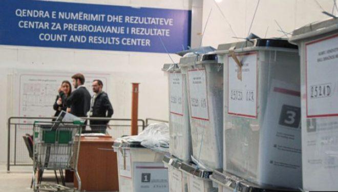 PZAP e hedh poshtë kërkesën e Vetëvendosjes për numërimin e rreth 5 mijë fletëvotimeve të diasporës
