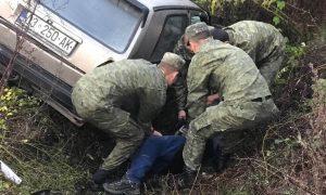 Ushtarët e FSK-së ia shpëtojnë jetën një qytetari