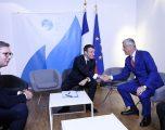 Thaçi në Paris: Dialogu përfundon vetëm me njohje