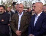 Haradinaj arrin në Durrës: Kosova nuk kursen asgjë, do të jemi bashkë