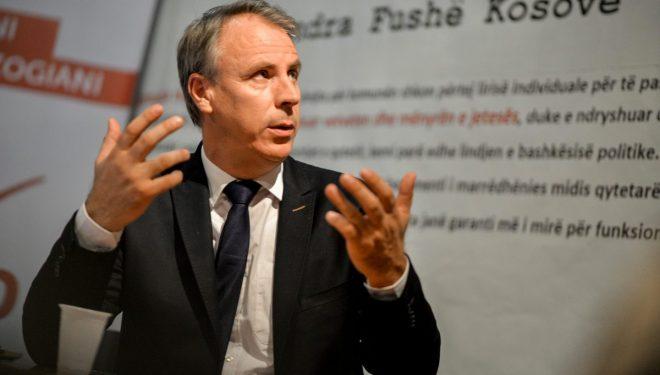 Zogiani: Ka raporte ndërkombëtare se disa politikanë kanë përvetësuar shuma deri 80 milionë euro