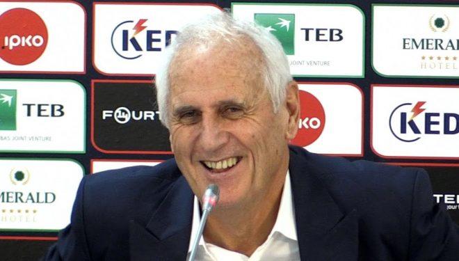Challandes: Kemi mundësi reale për t'u kualifikuar në Euro 2020