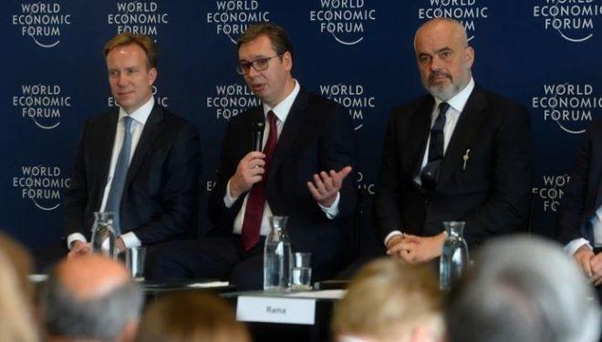 Vuçiq: Kjo pyetje e imja në lidhje me Kosovën ende nuk ka marrë përgjigje nga BE-ja