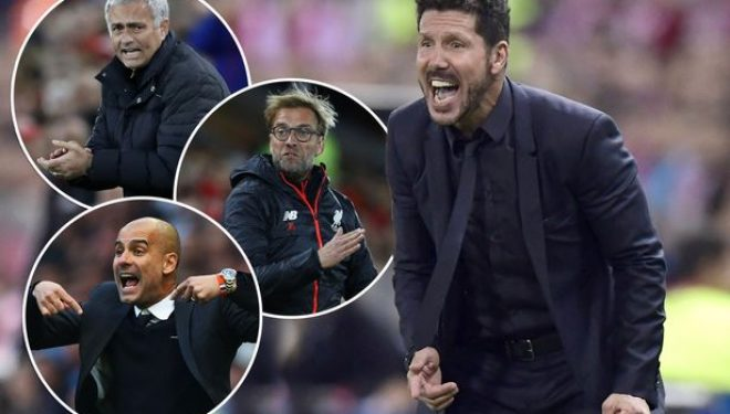 10 trajnerët më të paguar, Mourinho është i pesti