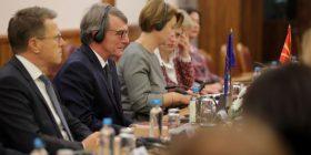 Sassoli: Maqedonia e Veriut nuk mori një 'Jo' definitive për hapjen e negociatave