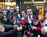 Kurti: S'kemi marrëveshje me LDK'në, nuk takohemi sot me Mustafën