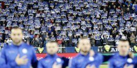 Kosova e pret Greqinë, me synim për të mbetur në garë për kualifikim në Botëror – formacionet zyrtare