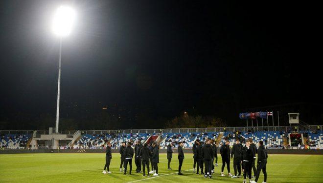 """Futbollistët anglezë zbresin në """"Fadil Vokrri"""""""