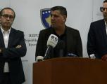 Haziri: Çështja e Presidentit do të zgjidhet në negociatat mes partnerëve