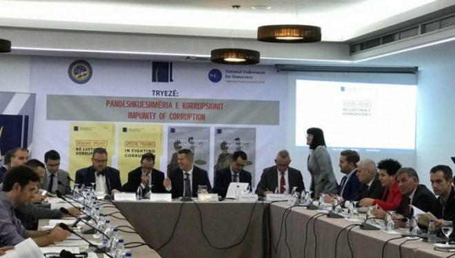 IKD: Rriten rastet e të dënuarve për korrupsion, sfidë mbetet konfiskimi i pasurisë së paligjshme