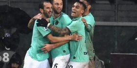 """Interi i përgjigjet Juves nga Torino, mposht pastër skuadrën """"Granata"""""""