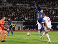 Kosova e mbyll ciklin eliminator për 'Euro 2020' e pafuqishme kundër Anglisë