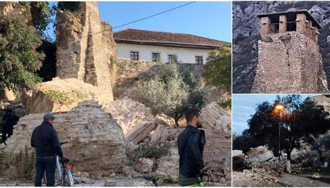 Tërmeti i 26 nëntorit, Ministria e Kulturës: Janë shkaktuar dëme të rënda
