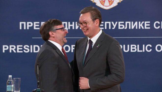 Vuçiq për Kosovën: Nuk do të hyjmë në konflikt me Amerikën